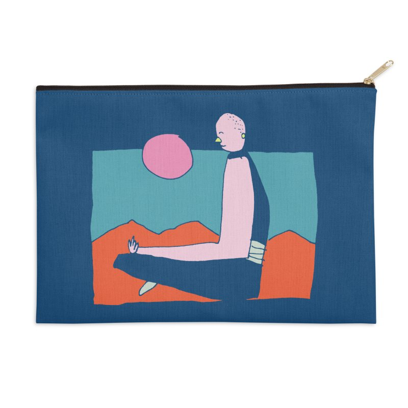 Zen Accessories Zip Pouch by Lose Your Reputation