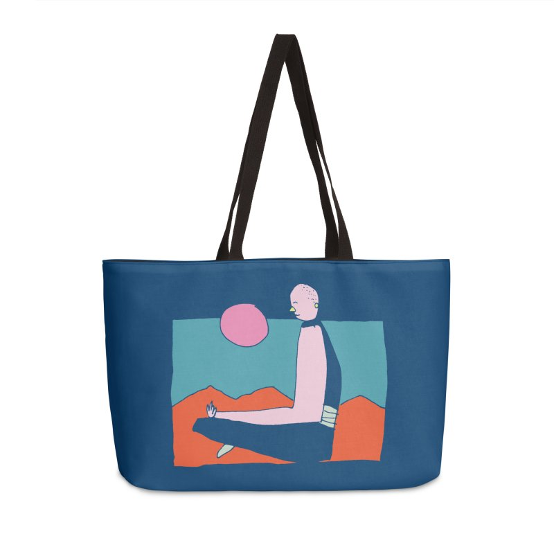 Zen Accessories Bag by Lose Your Reputation
