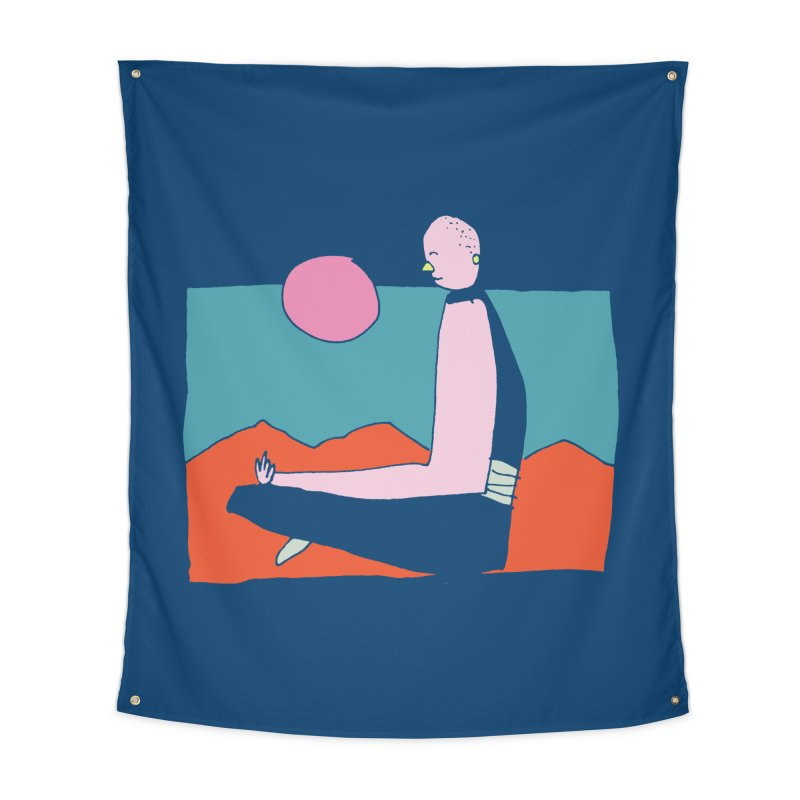 Zen Home Tapestry by Lose Your Reputation
