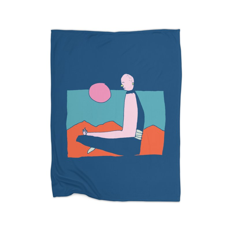 Zen Home Blanket by Lose Your Reputation