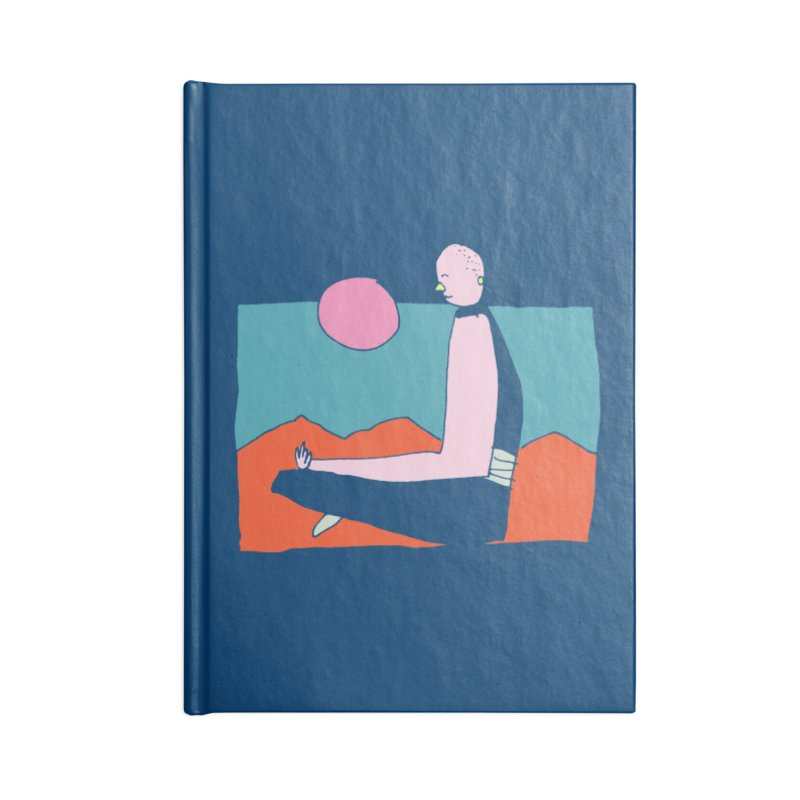 Zen Accessories Notebook by Lose Your Reputation