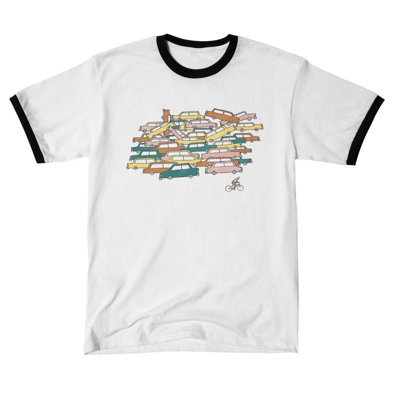 Bike Lane Men's T-Shirt by Lose Your Reputation