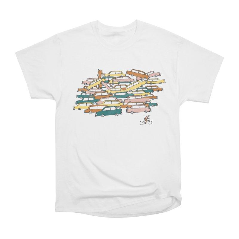 Bike Lane Women's T-Shirt by Lose Your Reputation