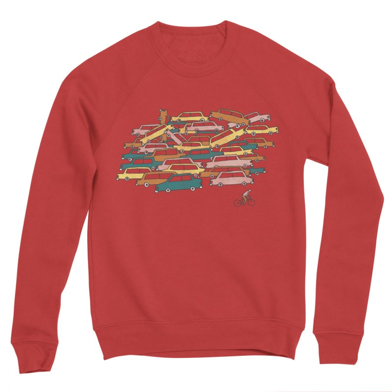 Bike Lane Women's Sweatshirt by Lose Your Reputation