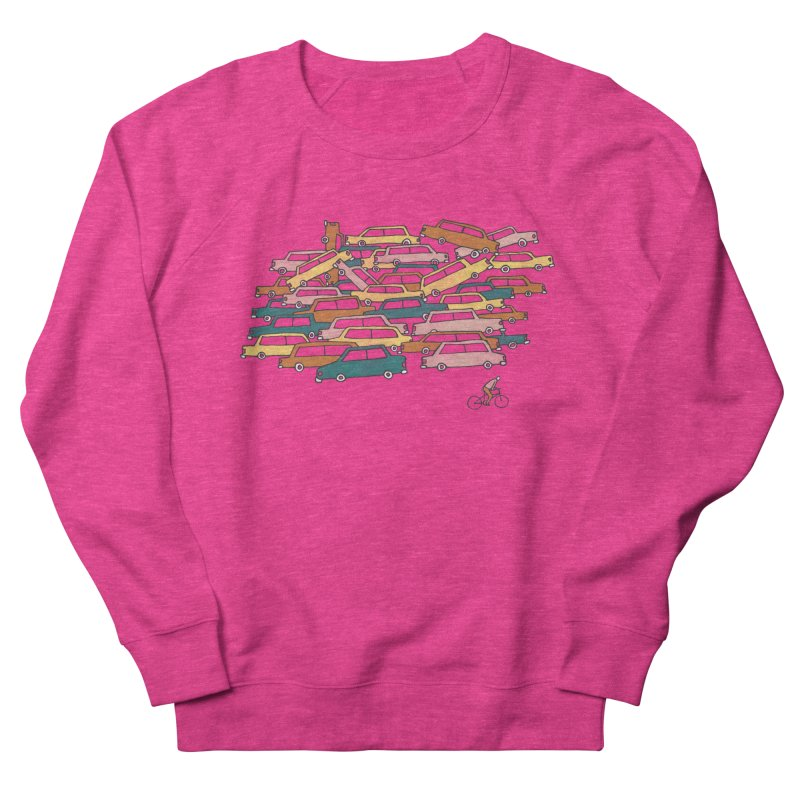 Bike Lane Women's Sweatshirt by Lose Your Reputation