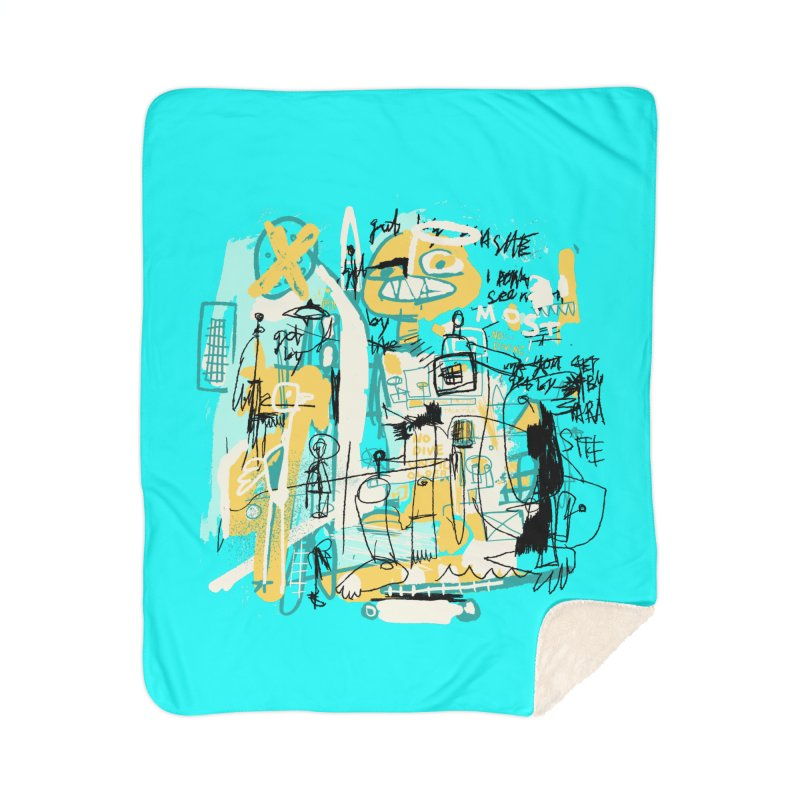 Mostly Agreeable Home Blanket by Lose Your Reputation