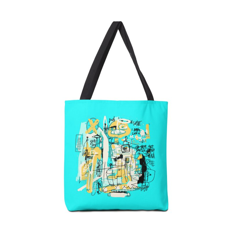 Mostly Agreeable Accessories Bag by Lose Your Reputation