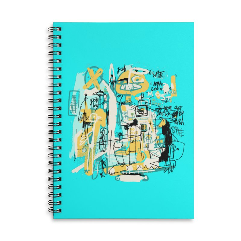 Mostly Agreeable Accessories Notebook by Lose Your Reputation
