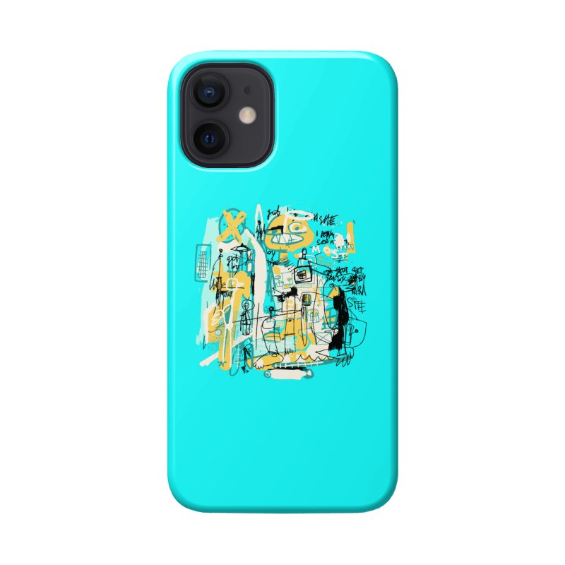 Mostly Agreeable Accessories Phone Case by Lose Your Reputation
