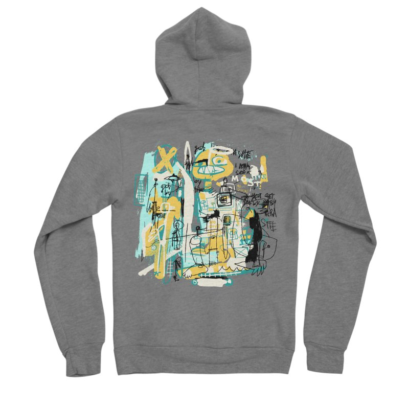 Mostly Agreeable Women's Zip-Up Hoody by Lose Your Reputation