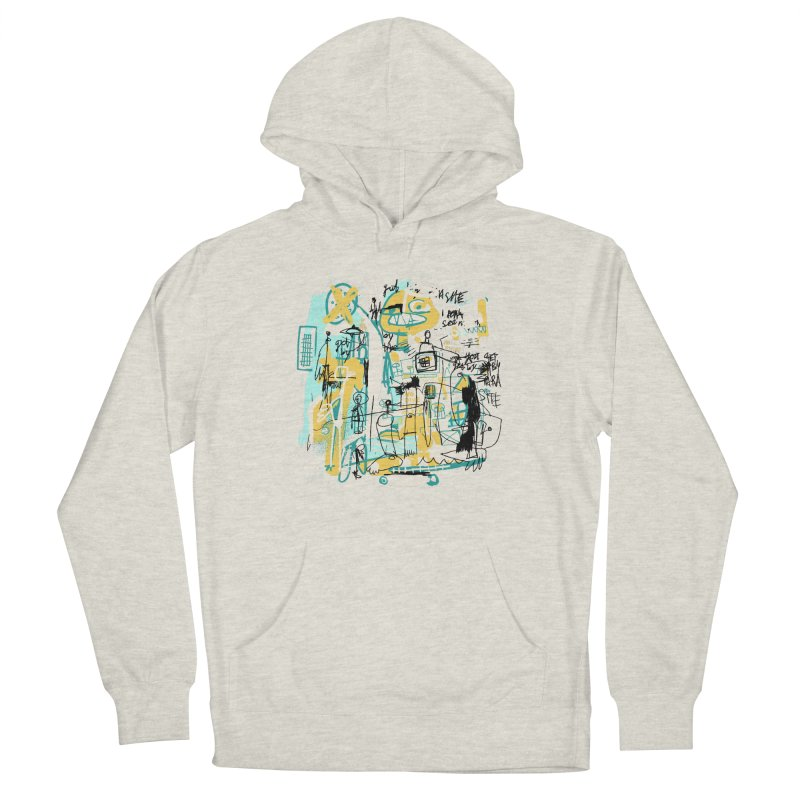 Mostly Agreeable Men's Pullover Hoody by Lose Your Reputation