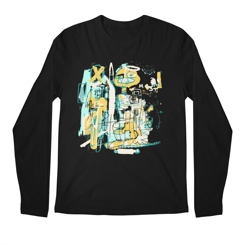 Mostly Agreeable Men's Longsleeve T-Shirt by Lose Your Reputation
