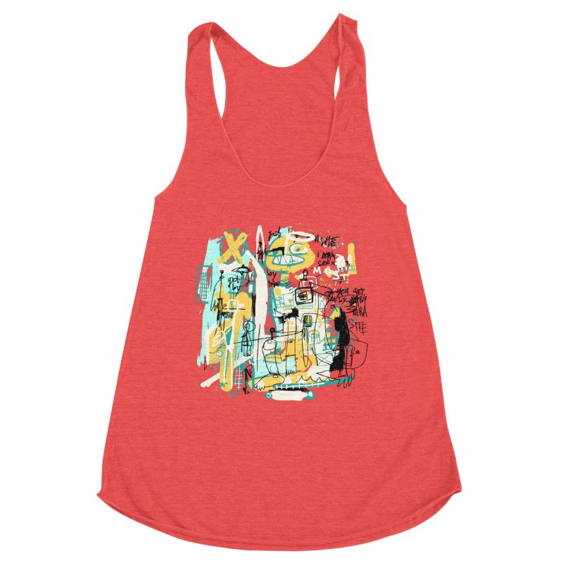 Mostly Agreeable Women's Tank by Lose Your Reputation