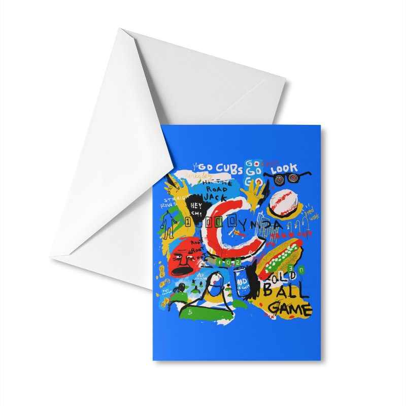 Hey Chicago Accessories Greeting Card by Lose Your Reputation