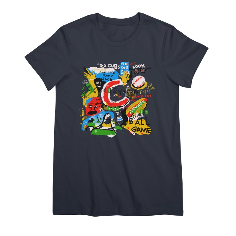 Hey Chicago Women's T-Shirt by Lose Your Reputation