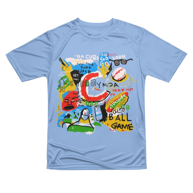Hey Chicago Men's T-Shirt by Lose Your Reputation