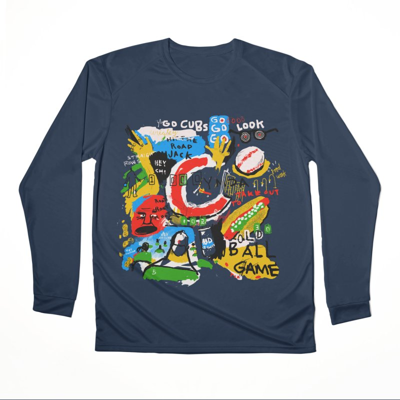 Hey Chicago Men's Longsleeve T-Shirt by Lose Your Reputation