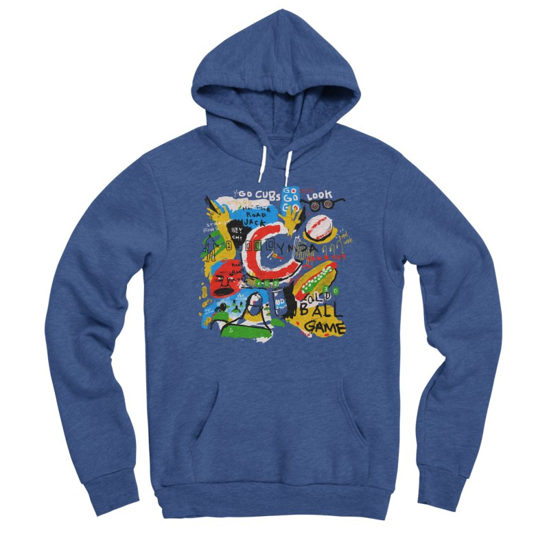 Hey Chicago Men's Pullover Hoody by Lose Your Reputation