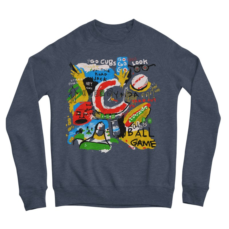 Hey Chicago Men's Sweatshirt by Lose Your Reputation