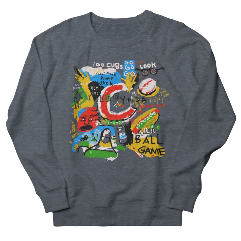 Hey Chicago Women's Sweatshirt by Lose Your Reputation