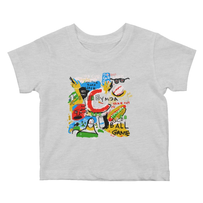 Hey Chicago Kids Baby T-Shirt by Lose Your Reputation