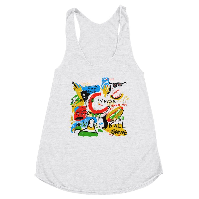 Hey Chicago Women's Tank by Lose Your Reputation