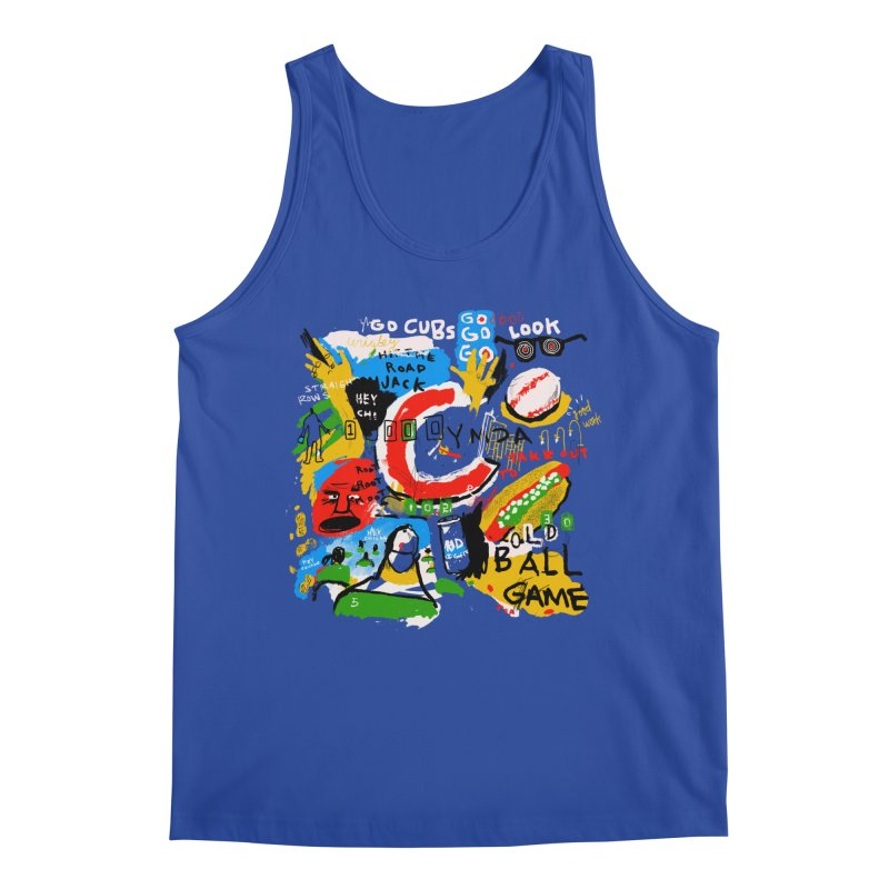 Hey Chicago Men's Tank by Lose Your Reputation