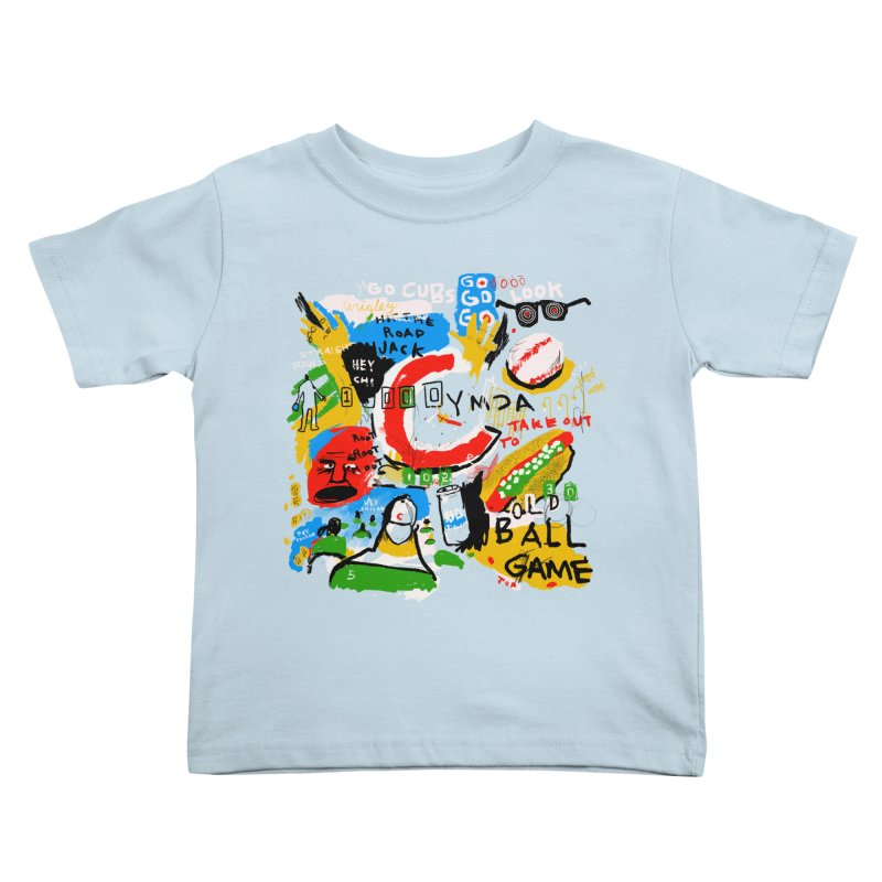 Hey Chicago Kids Toddler T-Shirt by Lose Your Reputation
