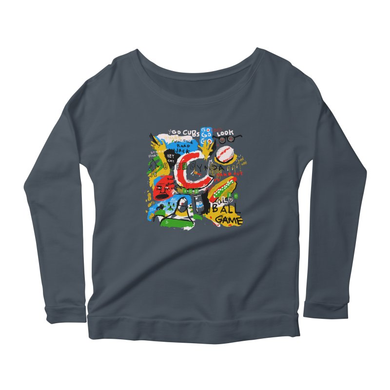 Hey Chicago Women's Longsleeve T-Shirt by Lose Your Reputation