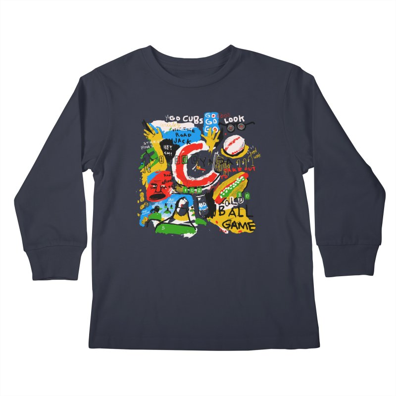 Hey Chicago Kids Longsleeve T-Shirt by Lose Your Reputation