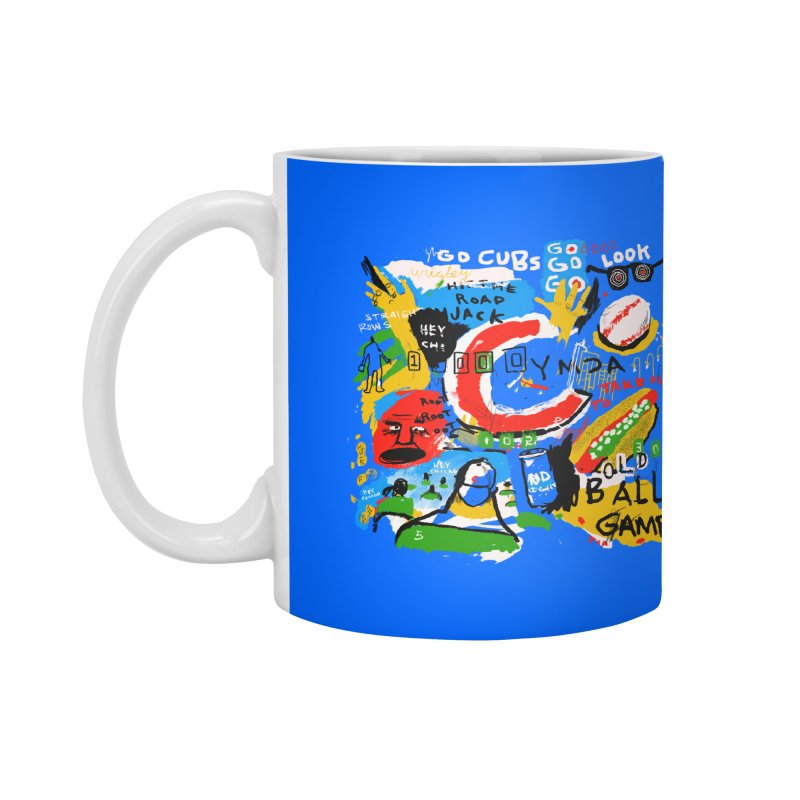 Hey Chicago Accessories Mug by Lose Your Reputation