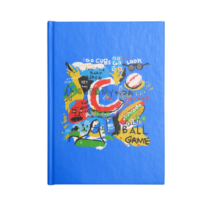 Hey Chicago Accessories Notebook by Lose Your Reputation