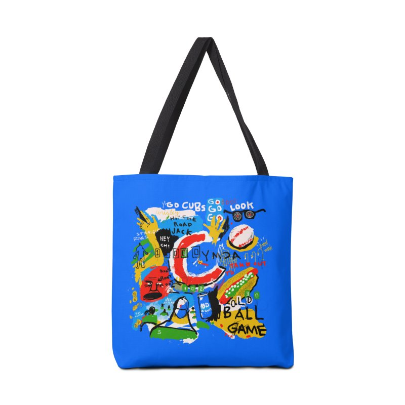 Hey Chicago Accessories Bag by Lose Your Reputation