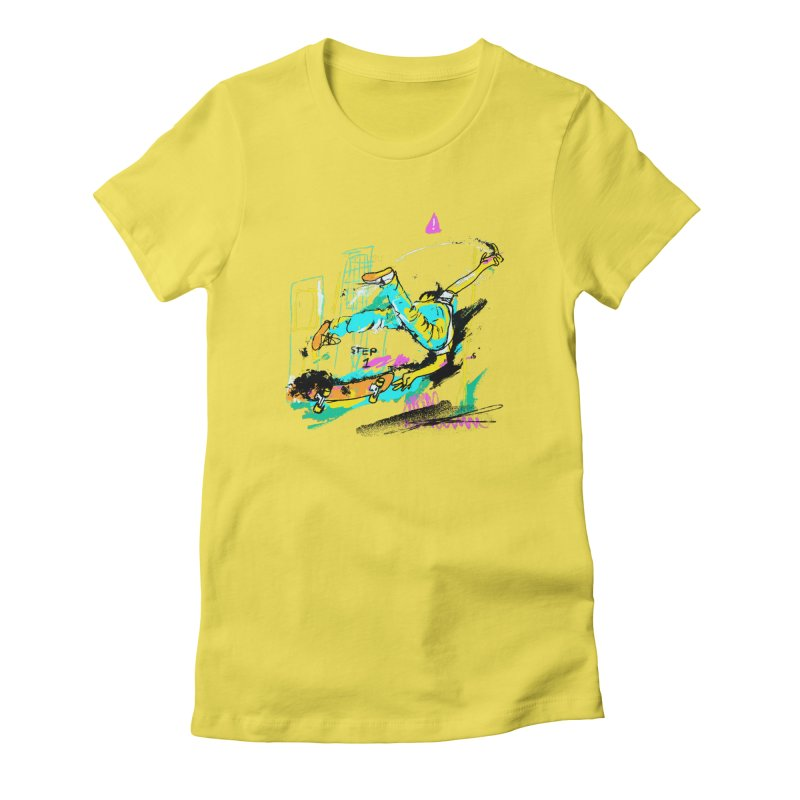 Step 1 Women's T-Shirt by Lose Your Reputation