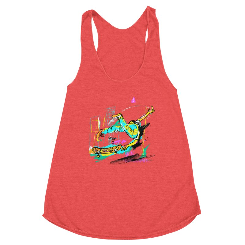 Step 1 Women's Tank by Lose Your Reputation