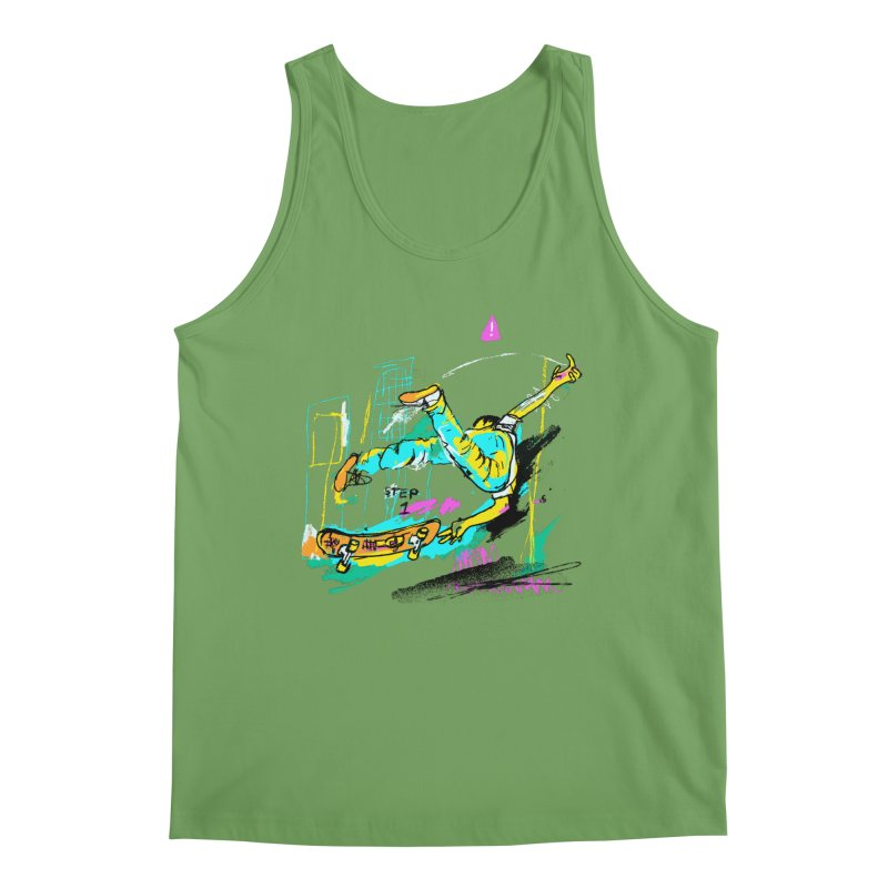Step 1 Men's Tank by Lose Your Reputation