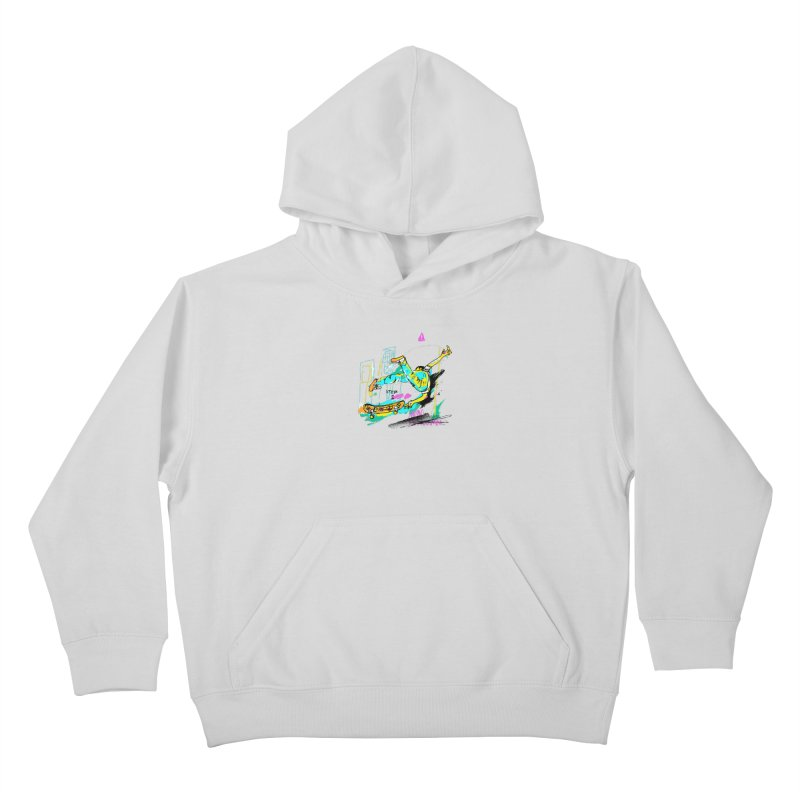 Step 1 Kids Pullover Hoody by Lose Your Reputation