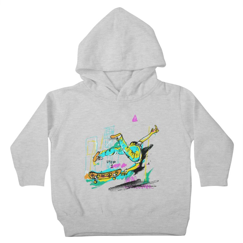 Step 1 Kids Toddler Pullover Hoody by Lose Your Reputation