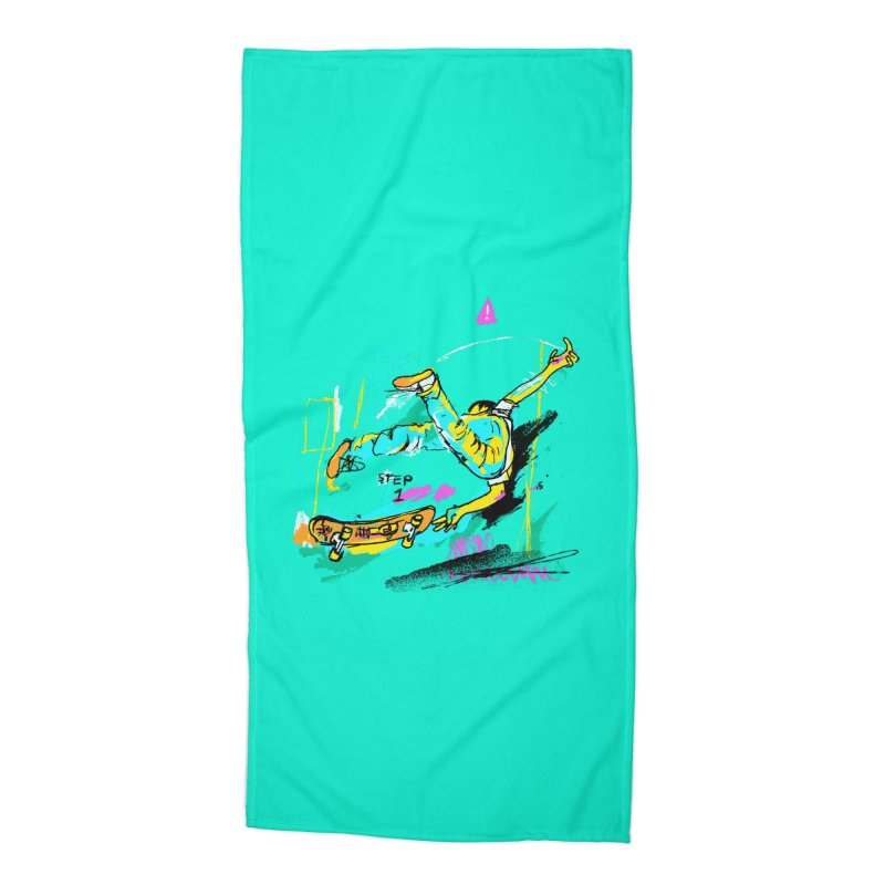 Step 1 Accessories Beach Towel by Lose Your Reputation