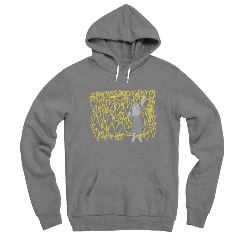 Writing on the Wall Men's Pullover Hoody by Lose Your Reputation