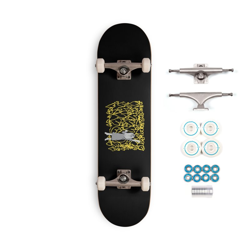 Writing on the Wall Accessories Skateboard by Lose Your Reputation