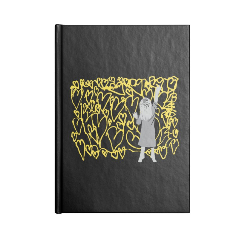 Writing on the Wall Accessories Notebook by Lose Your Reputation