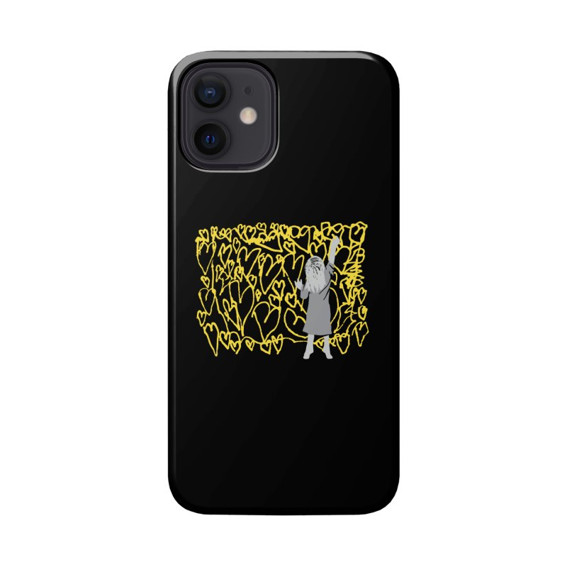 Writing on the Wall Accessories Phone Case by Lose Your Reputation