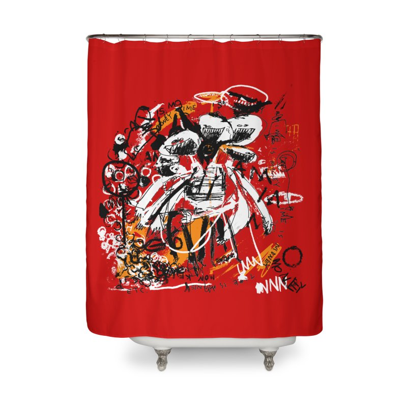 Time is Money Home Shower Curtain by Lose Your Reputation