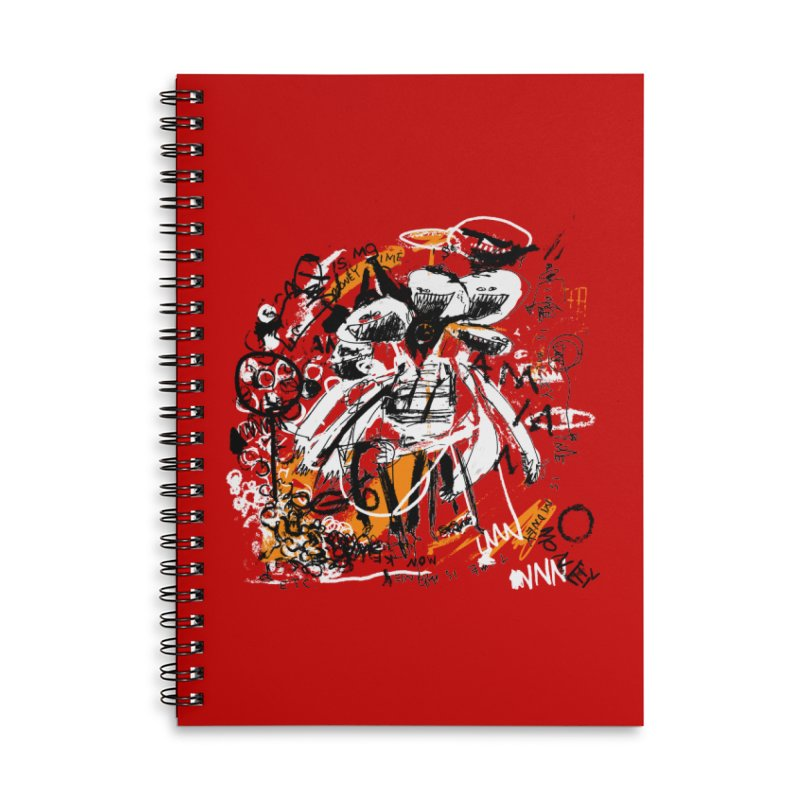 Time is Money Accessories Notebook by Lose Your Reputation