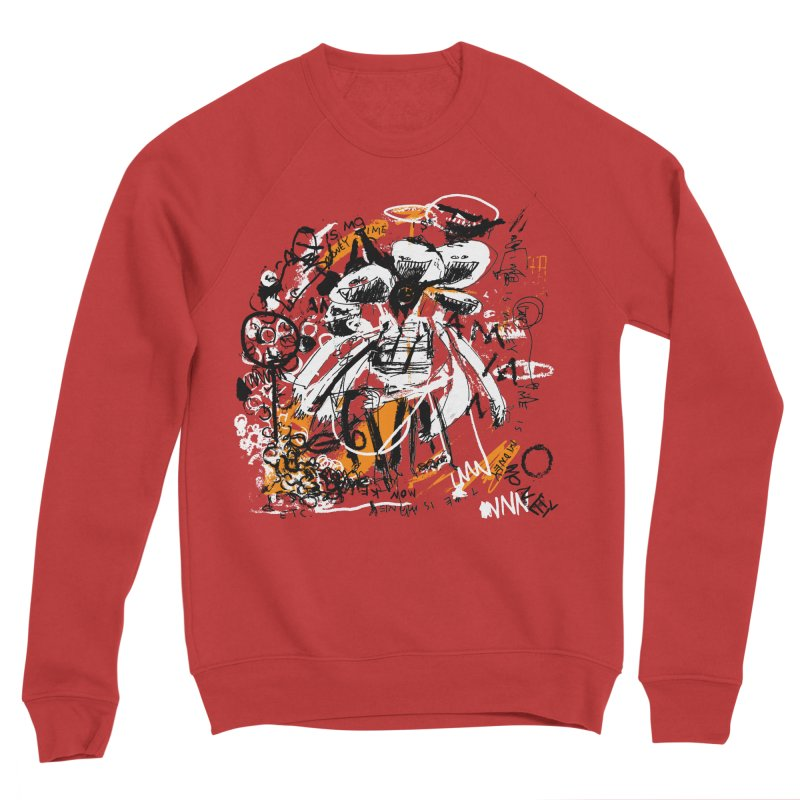 Time is Money Men's Sweatshirt by Lose Your Reputation