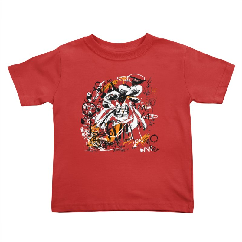 Time is Money Kids Toddler T-Shirt by Lose Your Reputation