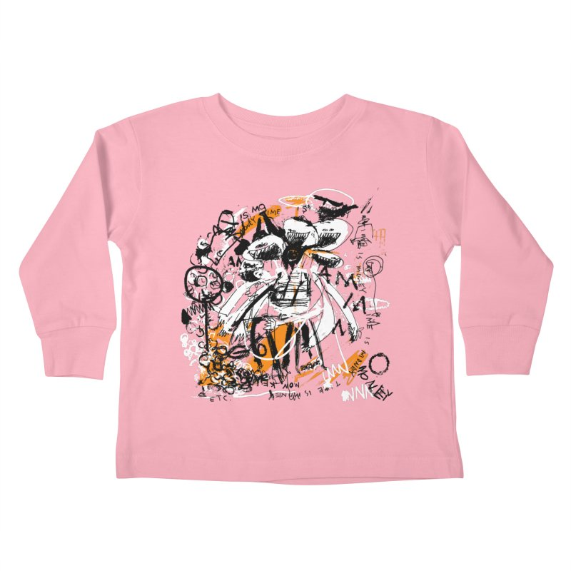 Time is Money Kids Toddler Longsleeve T-Shirt by Lose Your Reputation