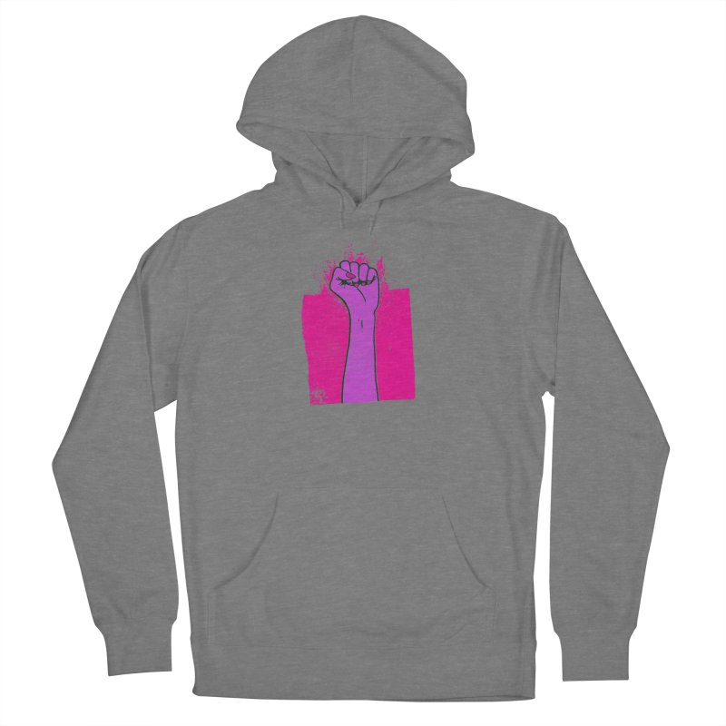 Glass Ceilings Women's Pullover Hoody by Lose Your Reputation