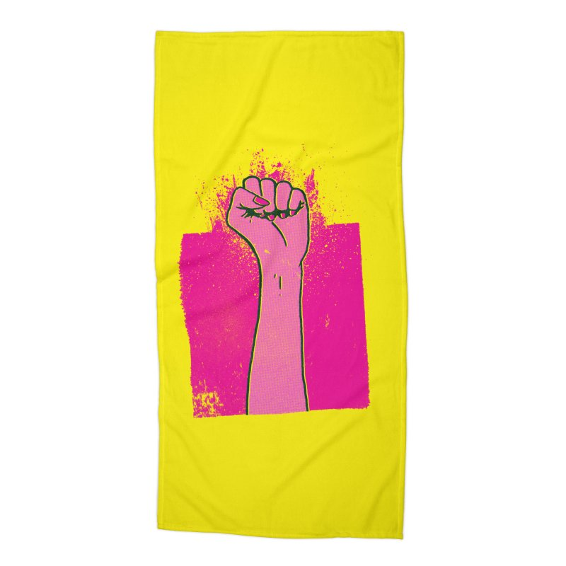 Glass Ceilings Accessories Beach Towel by Lose Your Reputation
